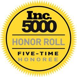 Inc. 5000 Honor Roll List