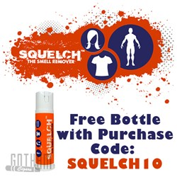 Squelch Smell Remover