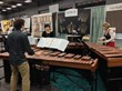 From Croatia to Japan, Artists Flock to Percussion Tradeshow, Maker of Concert Marimbas Gets Ready