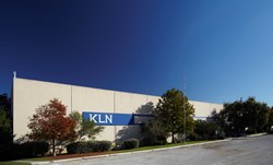 KLN facility in San Antonio, TX