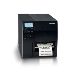 A Toshiba High-Performance Thermal Transfer Printer