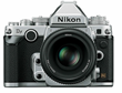Nikon Df DSLR Camera with 50mm F1.8 Lens - Silver