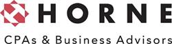 2013 HORNE Logo, CPA