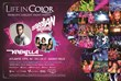 LineRocket Presents 2nd Annual Life In Color Concert with Sebastian...