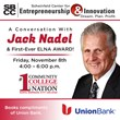"Jack Nadel to Receive Inaugural ""Entrepreneurial Lifetime Notable..."