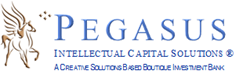 Logo of Pegasus Intellectual Capital Solutions LLC