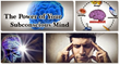 how to control subconscious mind mind secrets exposed can