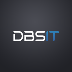 DBS IT AUSTRALIA Logo