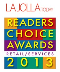 Modmacro Wins Readers Choice Award for Best Web Design in La Jolla