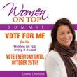Donna Cravotta, Women on Top Nominee