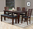 AFD CRM-2152T-4282 Bardstown Dining Set of 6