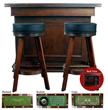 AFD HH-GT-11A/BS-01A Maverick Game Table Bar Set
