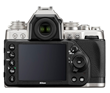 Nikon Df DSLR Camera Back - Silver
