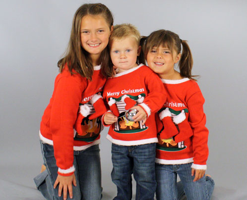 Skedouche Unveils New High-Tech Christmas Sweaters and More ...