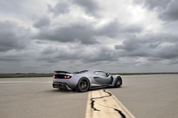 Dubai Motor Show Worlds Fastest Hypercar