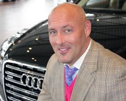 Marc Burrell - Jim Ellis Audi of Marietta General Manager