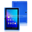 "Q88 4GB Allwinner Boxchip A13 Cortex A8 1GHz 512MB DDR3 Android 4.0 Tablet PC with 7"" Capacitive Touch Screen and Dual Camera (Blue)"