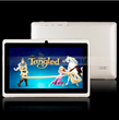 "Q88 4GB Actions ATM7013 MIPS 1.2GHZ CPU 512M DDR3 Android 4.0 Tablet PC with 7"" Capacitive Screen and G-sensor (White)"