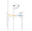 Stereo In-Ear Earbuds EarPods with Remote and Mic for iPhone 5 5S 5C(White)