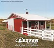 Win a New Horse Barn from Lester Buildings