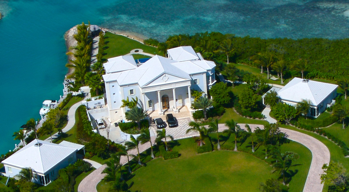 caribique villa rentals announces turks and caicos thanksgiving