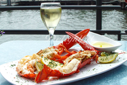 Holiday lobster specials on Maine seafood meals