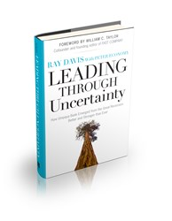 Leading Through Uncertainty cover image