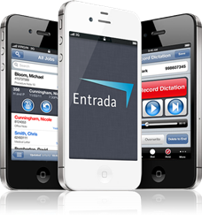 Entrada [Mobile] Application