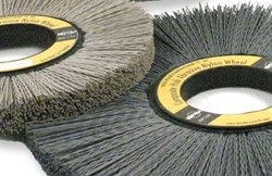 NamPower Composite Hub Wheel Brushes