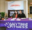 For New Anytime Fitness Owner, Small Business Runs in the Family