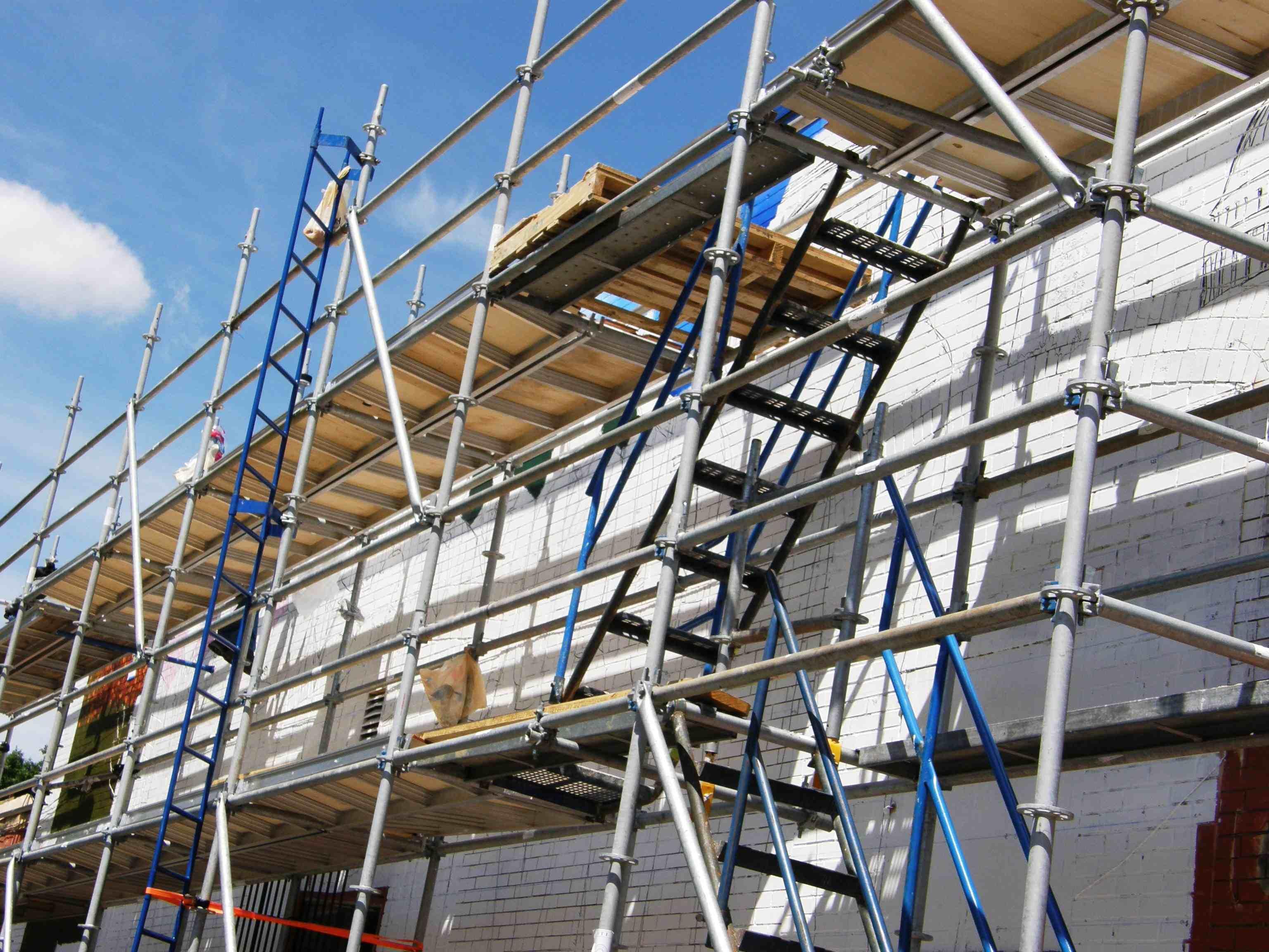 Construction Scaffolding Design : New york construction accident lawyer david perecman