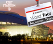 SugarCRM World Tour Goes to the Dallas Cowboys Stadium