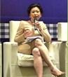 Speaking at APEC 2013
