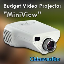 budget video projector