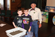 Bob Gimlin with Two Participants at the Bigfoot School