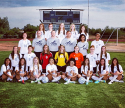 Paradise Valley Community College Lady Pumas 2013 Soccer Champs