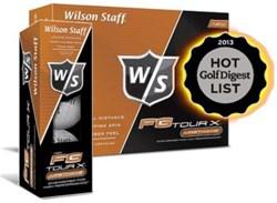 Wilson Staff - Personalized Golf Balls