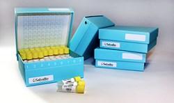 SalivaBio Cryovial Box