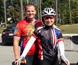 World T.E.A.M. Sports Inspires Successful Cross-Country Ride by Marine...
