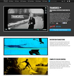 FInal Cut Pro X Effects, Plugins, Effects, Transitions, Apple, Pixel Film Studios, TRANSREEL