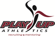 Play Up Athletics Logo