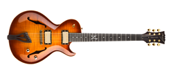 Win this $6,000 StrettaVita Hollow Body Guitar from Dean Zelinsky Private Label Guitars