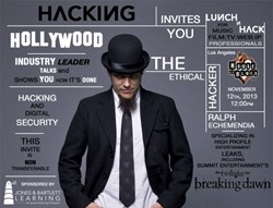 Hacking Hollywood's Hard Drive - lunch-n-Hack