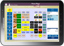 Thr!ve Tablet Point of Sale for Restaurants
