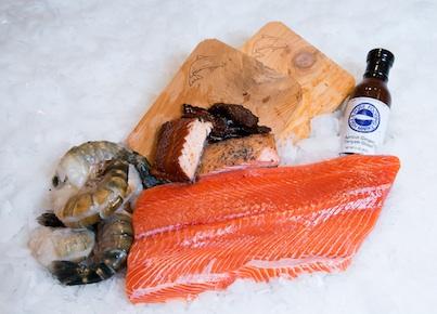 Seattle 39 s famous pure food fish market unveils new for Pure food fish market