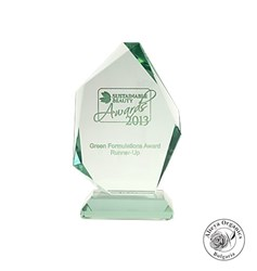 Green Formulations Runner-Up Award