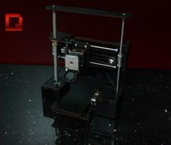 QU-BD OneUP 3D Printer