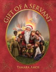 Santa Claus book, Christmas book, Christian book, Gift of a Servant