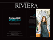 Lani Baron featured by Riviera Magazine