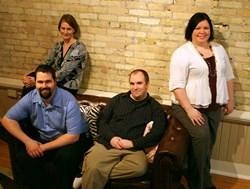 The team at Ocreative Design Studio